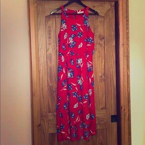 Ricki's - Red & Blue Dress